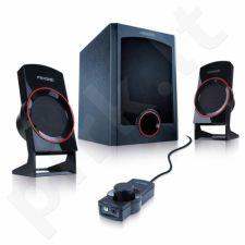 Stereo kolonėlės Microlab M111 2.1, 12W,  35-20000Hz