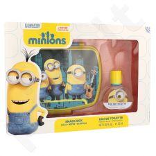 Minions Minions rinkinys vaikams, (EDT 30 ml + pietų dėžutė)