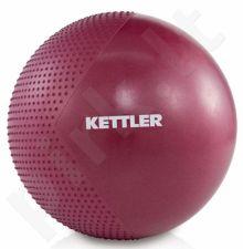 Gimnast. kamuolys GYMNASTICS BALL 75cm burgundy