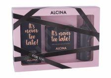ALCINA It´s Never Too Late!, rinkinys dieninis kremas moterims, (Daily Facial kremas 50 ml + Eye Care 15 ml + Active Tonic 50 ml)