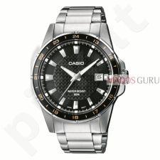 Klasikinis Casio laikrodis MTP1290D-1A2