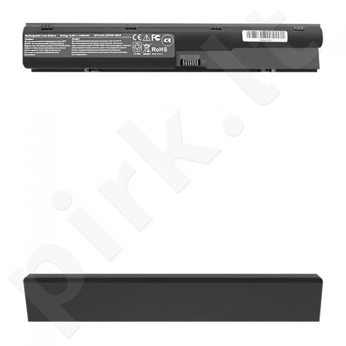 Qoltec Long Life Notebook Battery - HP ProBook 4330s | 4400mAh | 10.8V