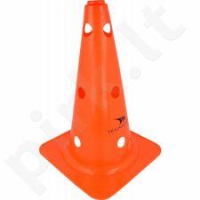 Stovelis su skylutėmis Yakima 38cm *oranžinė