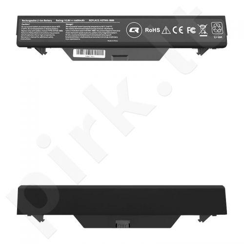 Qoltec Long Life Notebook Battery - HP ProBook 4510s | 4400mAh | 10.8V