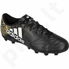 Futbolo bateliai Adidas  X 16.4 FXG BB3812