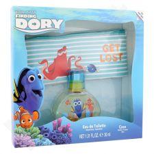 Disney Finding Dory rinkinys vaikams, (EDT 30 ml + pieštukų dėžutė)