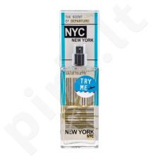 The Scent of Departure New York NYC, EDT moterims ir vyrams, 50ml, (testeris)