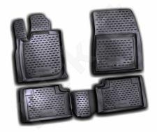 Guminiai kilimėliai 3D JEEP Grand Cherokee 2011-2013, 4 pcs. /L35012