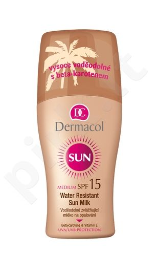Dermacol Sun pienelis purškiklis SPF15, 200ml