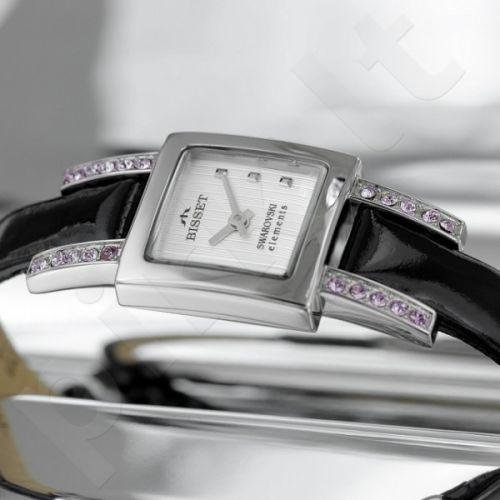Moteriškas laikrodis BISSET Dunharow BSAD20SISX03B1