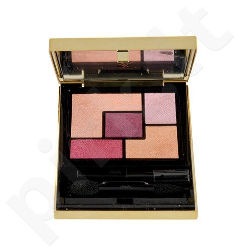 Yves Saint Laurent Couture Palette 5 Color Ready-To-Wear akių šešėliai, kosmetika moterims, 5g, (8 Avant-Garde)