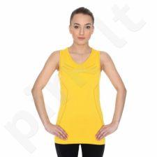 Marškinėliai termoaktyvūs Brubeck Athletic W TA10200