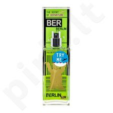 The Scent of Departure Berlin BER, EDT moterims ir vyrams, 50ml, (testeris)