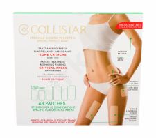 Collistar Special Perfect Body, Patch-Treatment Reshaping Firming Critical Areas, lieknėjimui ir formavimui moterims, 48pc