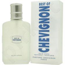 Chevignon Best Of, tualetinis vanduo vyrams, 50ml