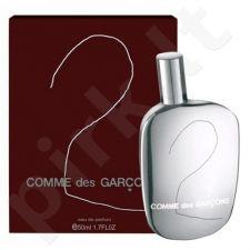 COMME des GARCONS Comme des Garcons 2, kvapusis vanduo moterims ir vyrams, 100ml