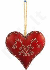 Dekoro detalė Širdis 81847
