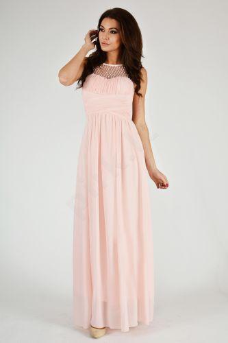 EVA&LOLA suknelė - rožinė 9709-5