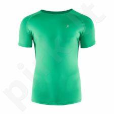 Marškinėliai treniruotėms Outhorn M TOZ16-TSMF600 žalio atspalvio