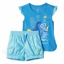 Komplektas Adidas Disney Dory Summer Set Junior AK2536