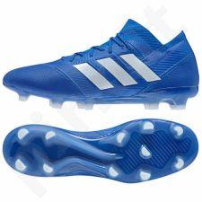 Futbolo bateliai Adidas  Nemeziz 18.1 FG M DB2080