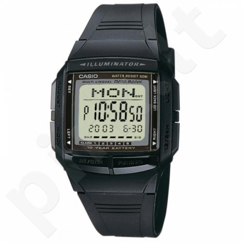 Vyriškas laikrodis Casio DB-36-1AVEF