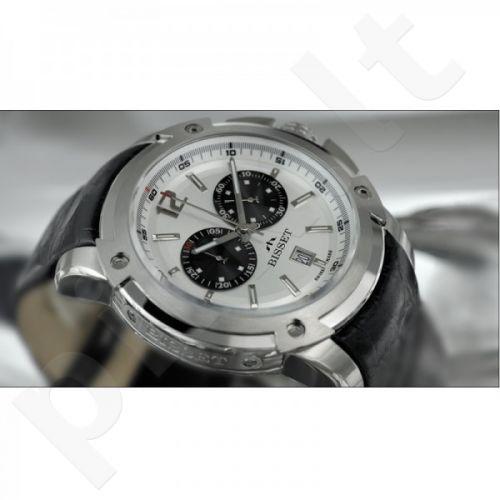 Vyriškas laikrodis BISSET Danfort BSCC72SISB