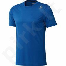 Marškinėliai treniruotėms Reebok Workout Supremium 2.0 Tee M BK6306