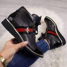 Auliniai odiniai batai Juma 2648