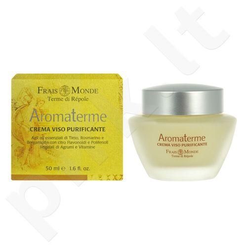 Frais Monde Aromaterme Purifying veido kremas, kosmetika moterims, 50ml
