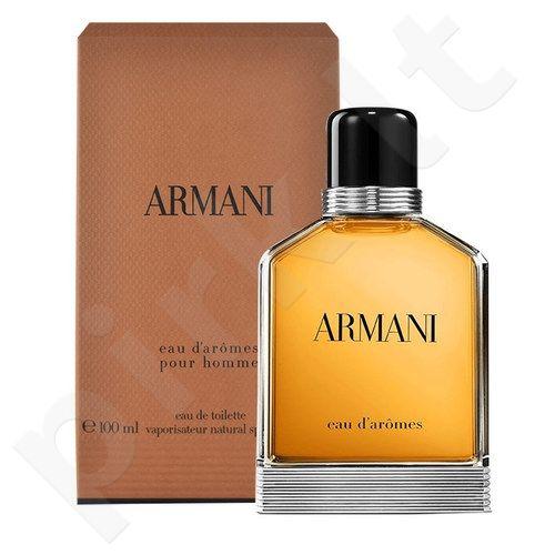 Giorgio Armani Eau d´Aromes, EDT vyrams, 50ml