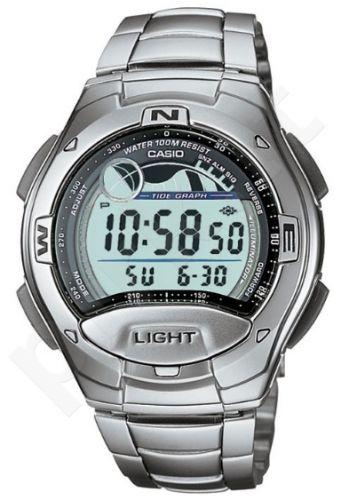 Vyriškas laikrodis Casio W-753D-1AVES