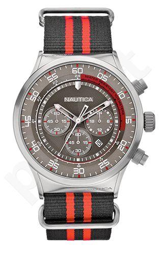 Laikrodis NAUTICA NST 17 chronografas A18681G