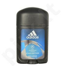 Adidas UEFA Champions League Star Edition, pieštukinis dezodorantas vyrams, 53ml