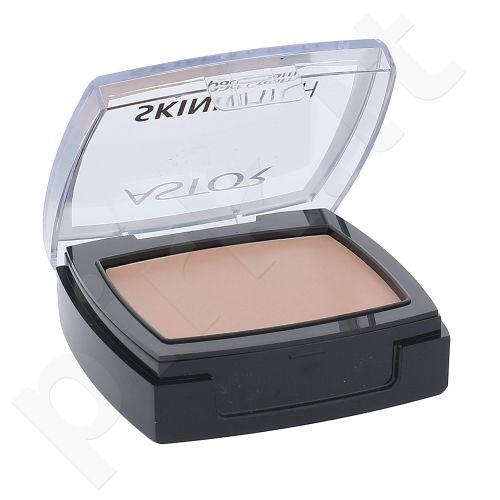 Astor Skin Match kompaktinė matinė pudra, kosmetika moterims, 7g, (201 Sand)