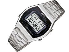 Casio Retro Collection B640WD-1AVEF vyriškas laikrodis-chronometras