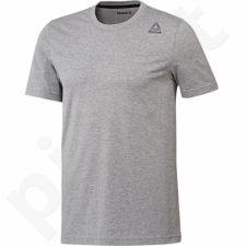 Marškinėliai treniruotėms Reebok Elements Classic Tee M BK3343