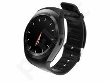 ROUND WATCH GSM MT855 -  1.54inch 240x240, BT3.0, 2G GSM microSIM