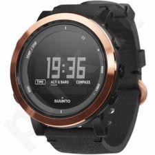 Vyriškas laikrodis SUUNTO Essential Ceramic Copper Black
