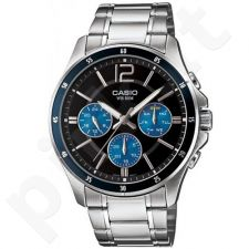 Casio Collection MTP-1374D-2AVDF vyriškas laikrodis