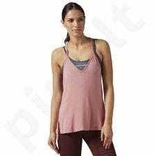Marškinėliai treniruotėms Reebok Studio Favorites Strappy W BR0415