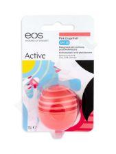 EOS Active, lūpų balzamas moterims, 7g, (Pink Grapefruit)