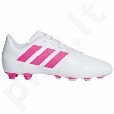 Futbolo bateliai Adidas  Nemeziz 18.4 FxG JR CM8511