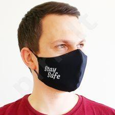 """Veido kaukė """"Stay safe"""""""