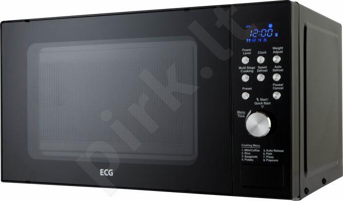 Mikrobangų krosnelė ECG MTD 2002 black