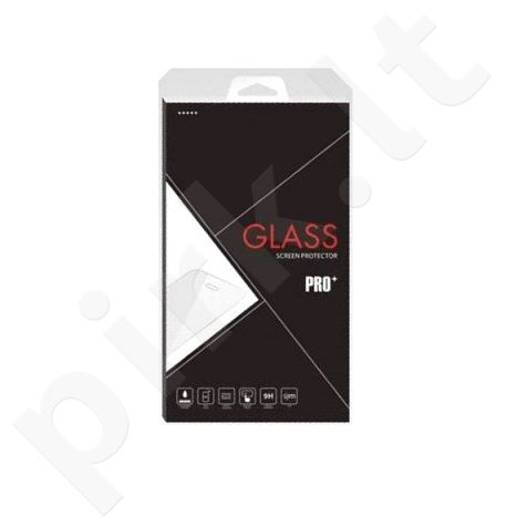 Huawei Y6 ekrano stiklas 9H Telemax permatomas