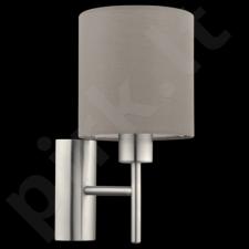 Sieninis šviestuvas EGLO 94925 | PASTERI