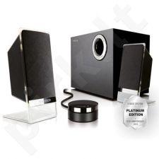 Stereo kolonėlės Microlab M200 Platinium 2.1, 50W, 35-20000Hz