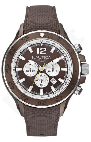 Laikrodis NAUTICA NST ALUMINUM chronografas A22623G