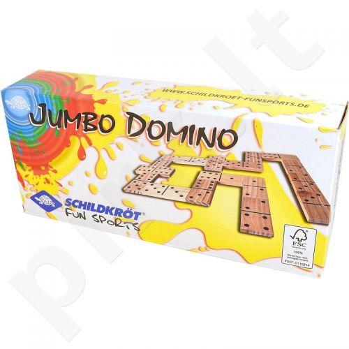 Lauko žaidimas Domino Schildkröt Fun Sports